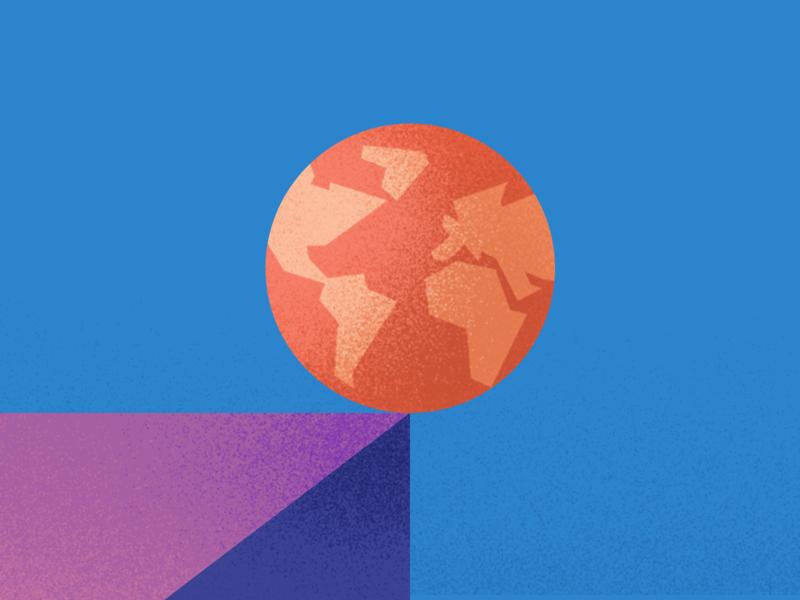 Fragile World texture design vector adobe illustrator photoshop illustration graphicdesign environment earth world