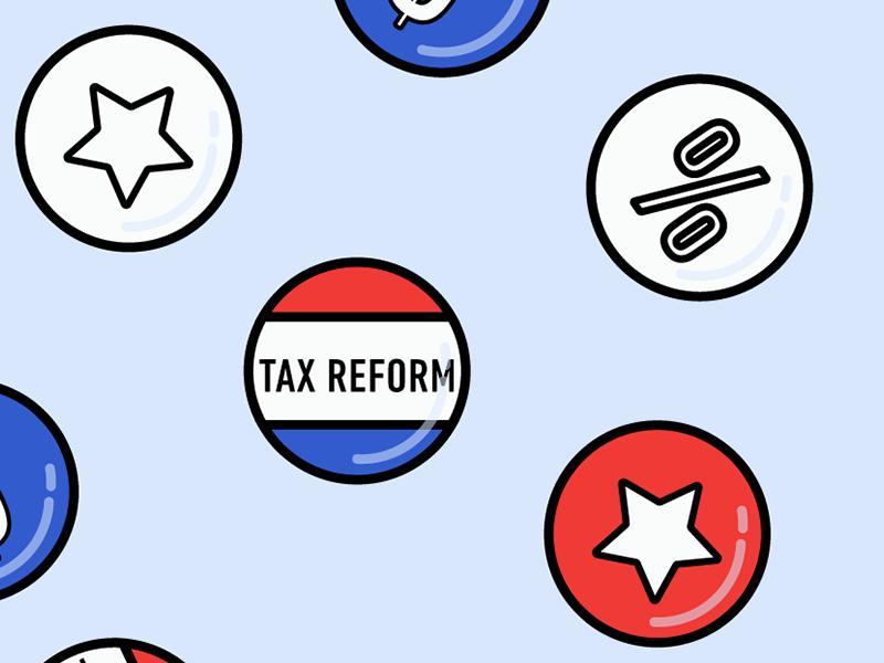 Political Buttons america republican democrat reform tax campaign button politics