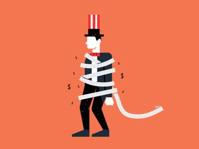 Debt of America