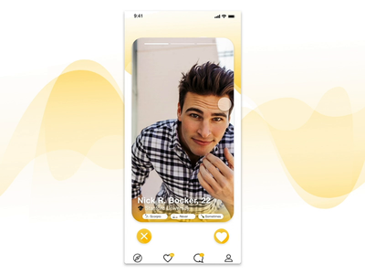 Dating App Concept | Daily UI 04