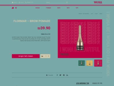 Design concept «WONA»