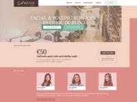 5th Avenue - website redesign