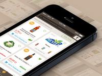 PriceOn iOS application