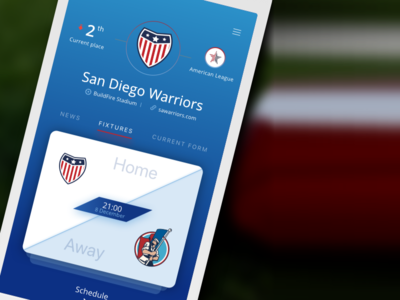 San Diego Warriors Concept
