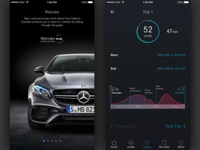 Mercedes Benz App