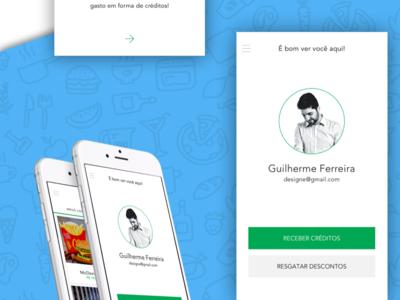 Myfid App Concept Home