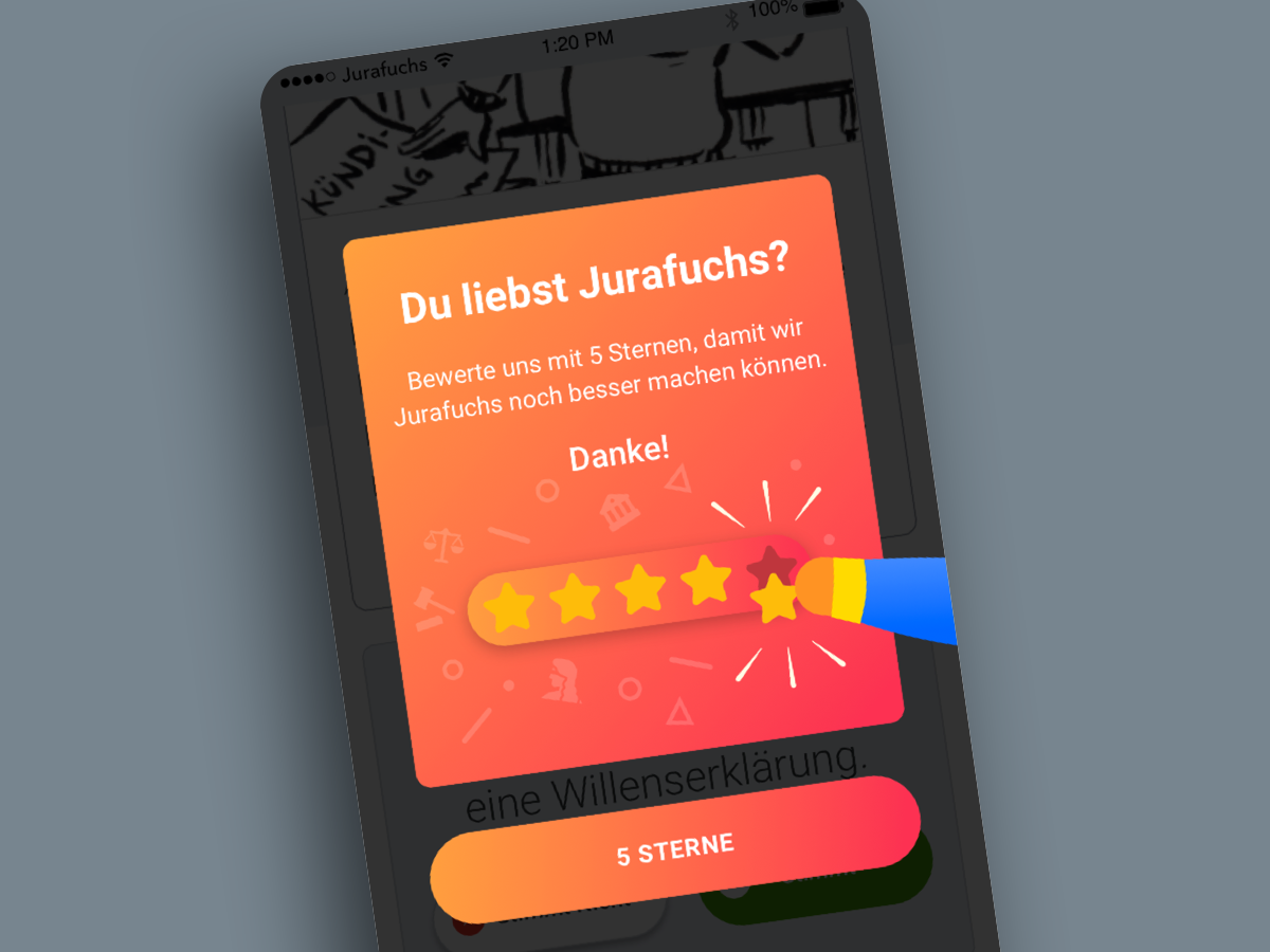 Rate / Rating stars rate rating app mobile sketch