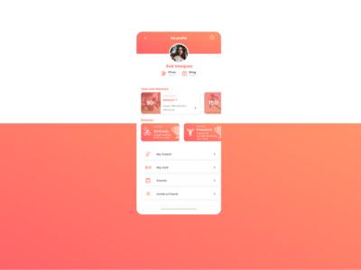 DailyUI#6 User Profile