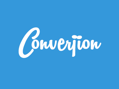 Converjion Logo logo logo design logotype