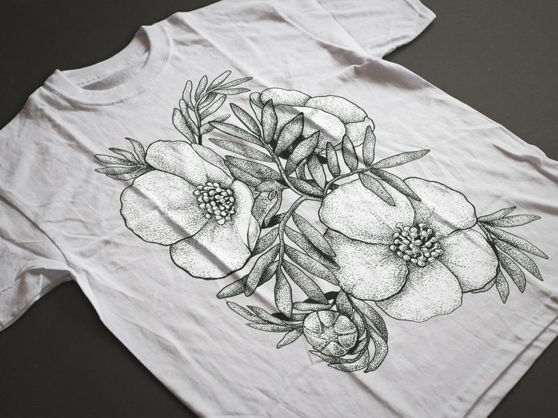 Design for a t-shirt
