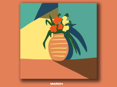 Illustration for March