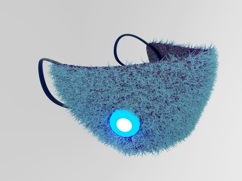 Design For Good Face Mask 3D