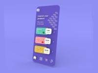 Food App 3D