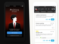 Politics Simulator — Beta Launch