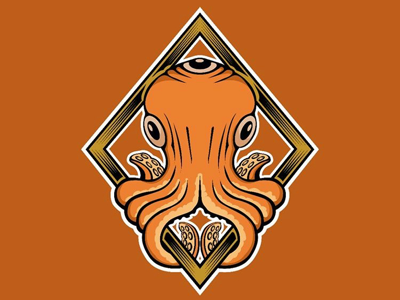 Third eye octopus