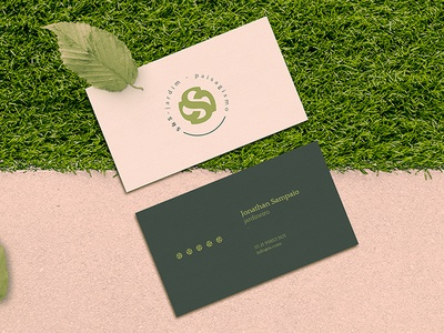 S&S Garden - visual identity