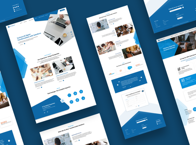 Website Concept for Blue5Green webdesign website concept web design art designs modern design websites website builder web design website ui design uidesign uiux ui website design