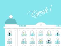 Tribute to Egoiste / Chanel TV spot