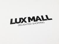 Logo Design LUX MALL