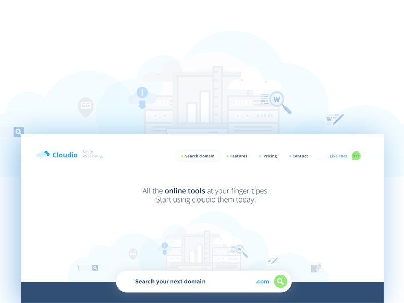 Cloud Hosting file manager dashboard admin admin panel cpanel panel upload cloud