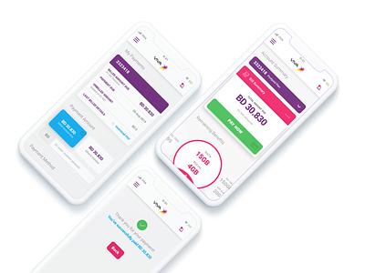 viva app stc ksa saudi arabia bahrain uxdesign ui  ux uidesign cillular call telecom viva