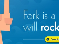 Fork will rock