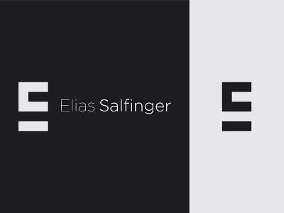 Personal Logo typography logo design