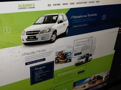 Website Albanos