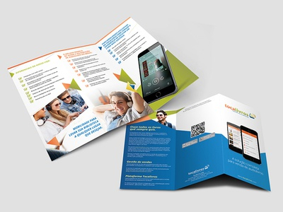 TriFold for TocaLivros Startup