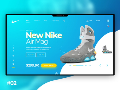 Nike Air Mag Challenge