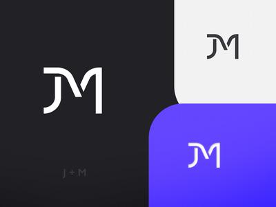 My new brand logo JM
