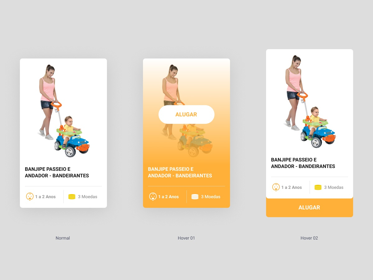 Cards for E-commerce Kids ecommerce shop newsite website figmadesign figma webdesign ui ux uidesign uxdesign design interface