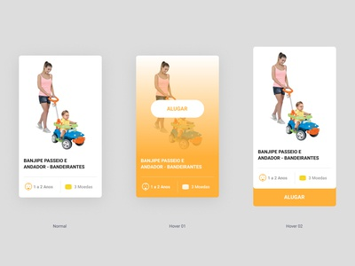 Cards for E-commerce Kids
