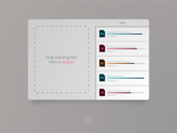 Daily UI Challenge 031: File Upload