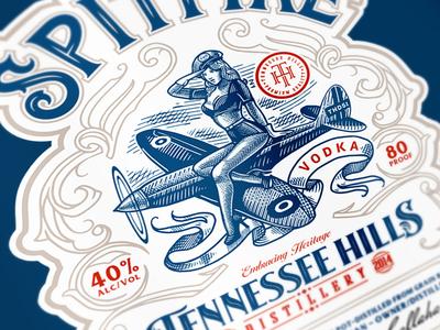 Spitfire Vodka / Tennessee Hills