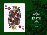 Earth / King of Diamonds