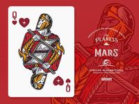 Mars / Queen of Hearts