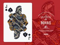 Mars / Jack of Spades