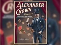 Alexander Crown Poster