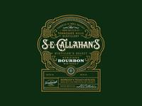 S.E.Callahan's  Bourbon