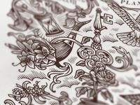 NGS artwork / detail I