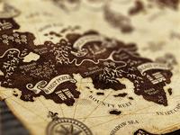 Lying Pirates / Map Detail II