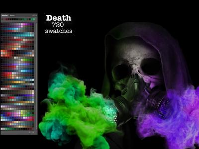 Death Swatches