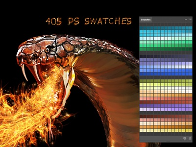 Snake Swatches