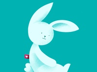 bunny procreate bunny