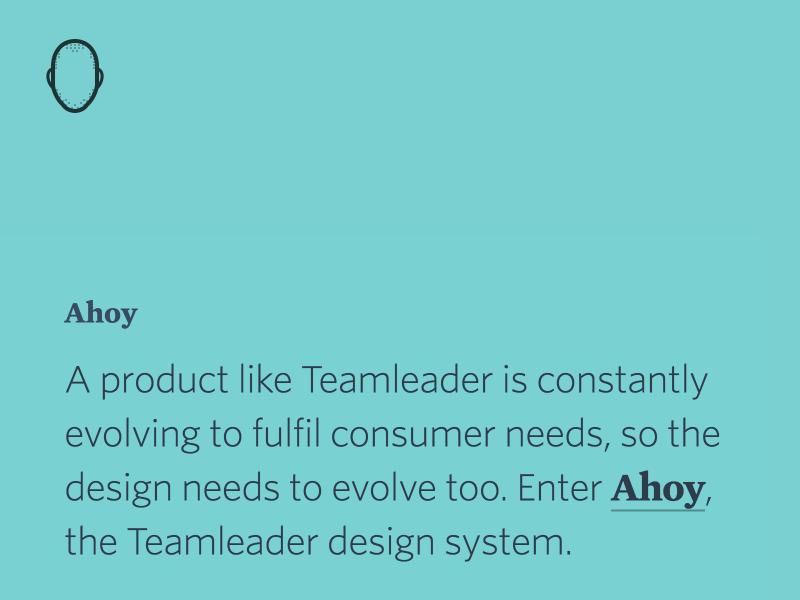 Blogpost portfolio design system blog