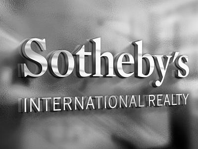 Sotheby's International Realty logo animation videoproduction digitalmarketing brand strategy almastudios identity design digital strategy video marketing