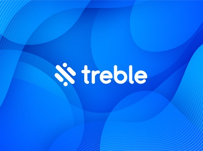 Treble Logo Design