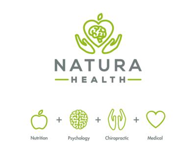 Diana Corona Brading Design Natura Health San Diego Dribbble  11