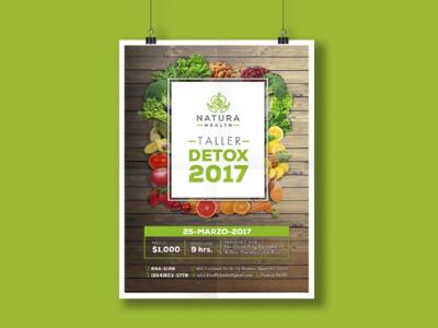Natura Health-Campaign design